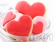 Домашни сладки с орехи за Свети Валентин